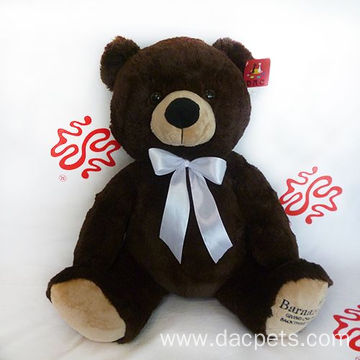 Plush love bear toy
